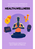 Health and Wellness's Book Image