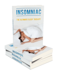 Insomniac (The Ultimate Sleep Therapy) Ebook's Ebook Image