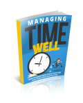 Managing Time Well's Ebook Image
