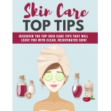 Natural Skin Care Tips Ebook's Ebook Image