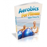Aerobics For Fitness (Make Fitness Fun) Ebook's Ebook Image