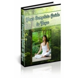 Your Complete Guide to Yoga Ebook's Ebook Image