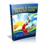 Health and Wealth Magnetism's Book Image
