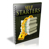 Self Starters - Make Money Helping Local Businesses!'s Book Image