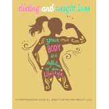 Dieting And Weight Loss (A Comprehensive Guide All About Dieting And Weight Loss) Ebook's Ebook Image