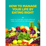 How to managing your life by Eating Right's Book Image