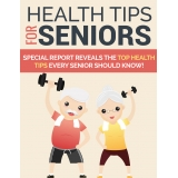 Health Tips For Seniors Ebook's Ebook Image