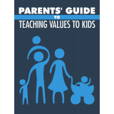 Parents Guide To Teaching Values To Kids Ebook's Book Image