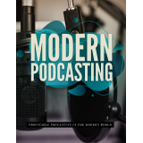 Modern Podcasting (Profitable Podcasting In The Modern World) Ebook's Ebook Image