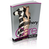 Slithery Creature Care (The Basics Behind Reptile Care) Ebook's Ebook Image