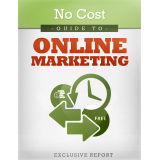 No Cost Guide To Online Marketing Ebook's Ebook Image