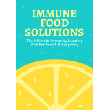 Immune Food Solutions (The Ultimate Immunity Boosting Diet For Health & Longevity) Ebook's Ebook Image