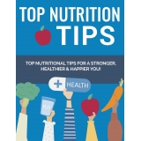 Top Nutrition Tips Ebook's Ebook Image