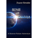 Sons of Taldra: A Science Fiction Adventure's Ebook Image