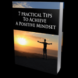 7 Practical Tips To Achieve A Positive Mindset's Book Image
