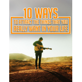 10 Ways To Attract The Things That You Really Want In Your Life's Ebook Image