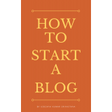 How to Start a Blog's Ebook Image