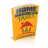 Home Business Taxes's Book Image