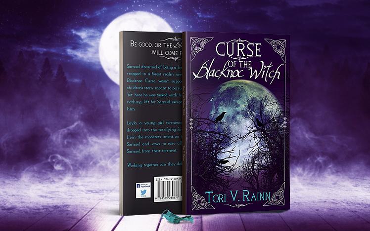 Tori V. Rainn's Cover Image