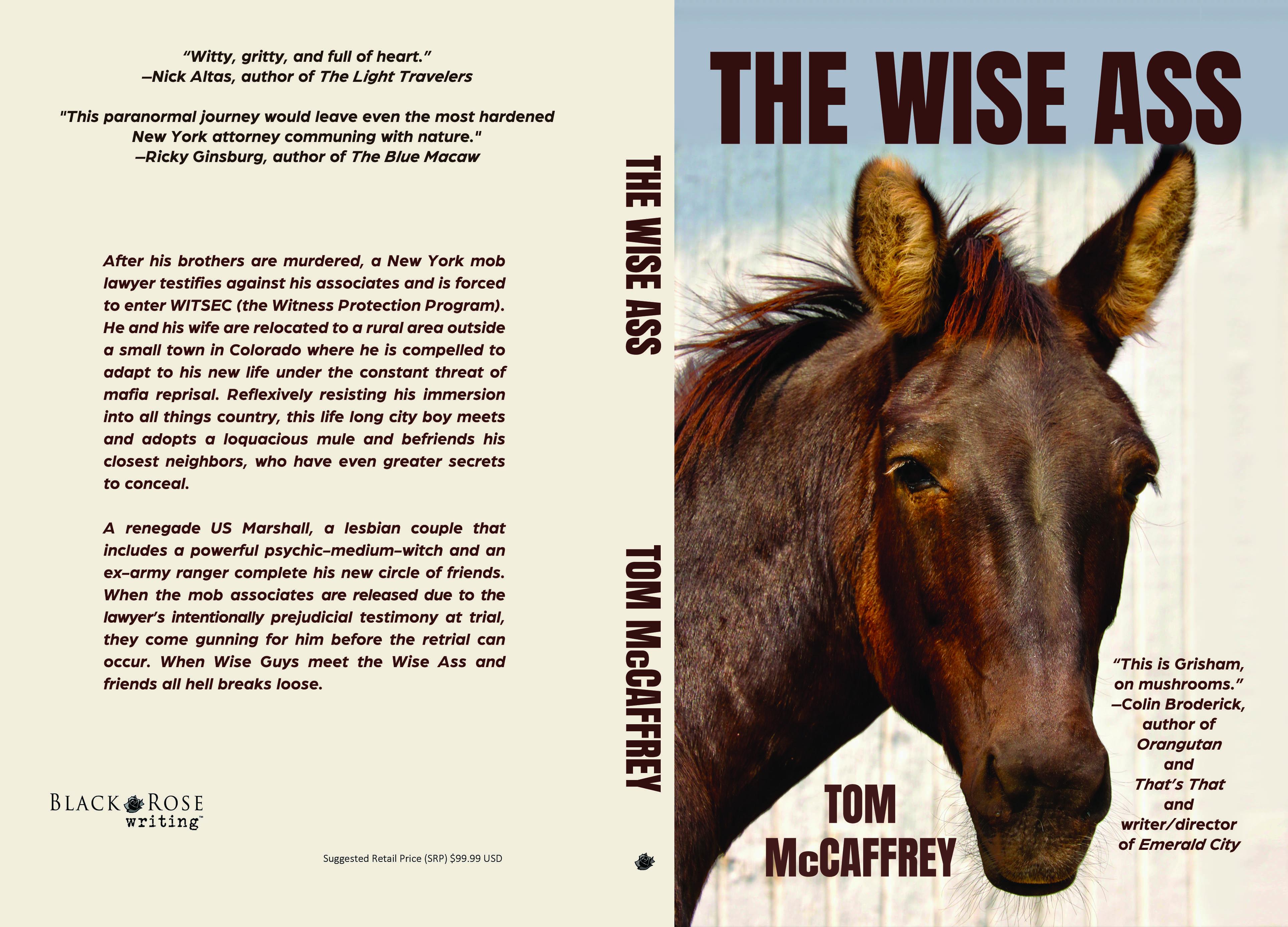 Thomas McCaffrey's Cover Image