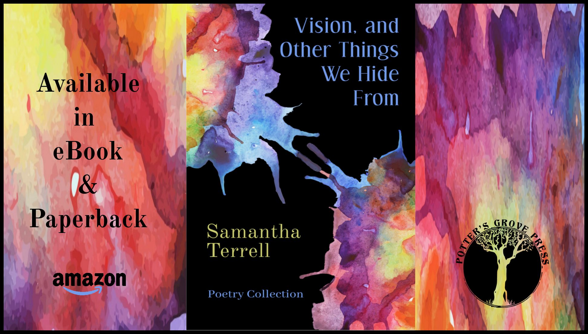 Samantha Terrell's Cover Image
