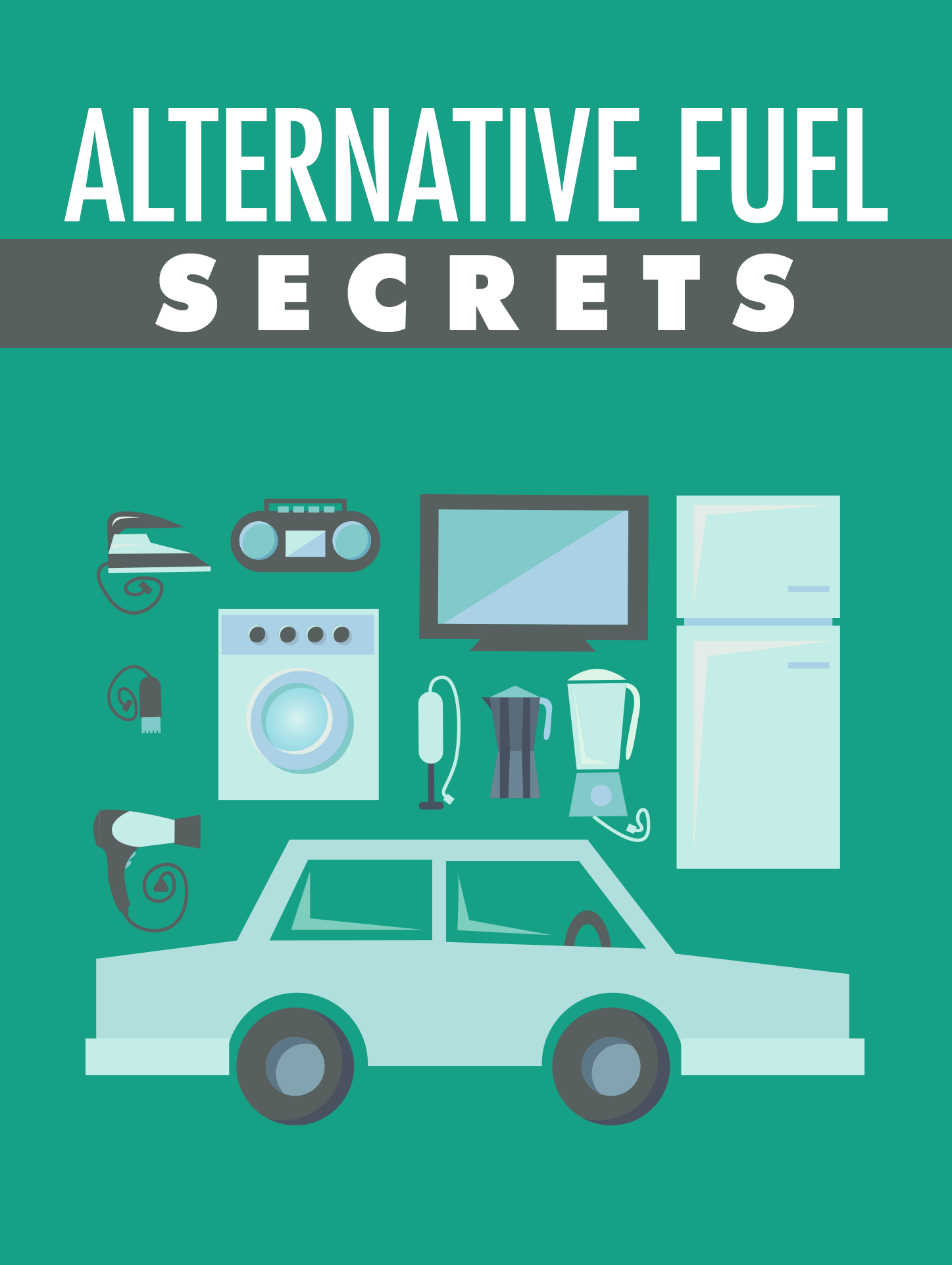 Alternative Fuel Secrets Ebook's Ebook Image