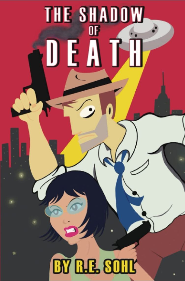 The Shadow of Death: From the Case Files of Matt Spike PI's Ebook Image