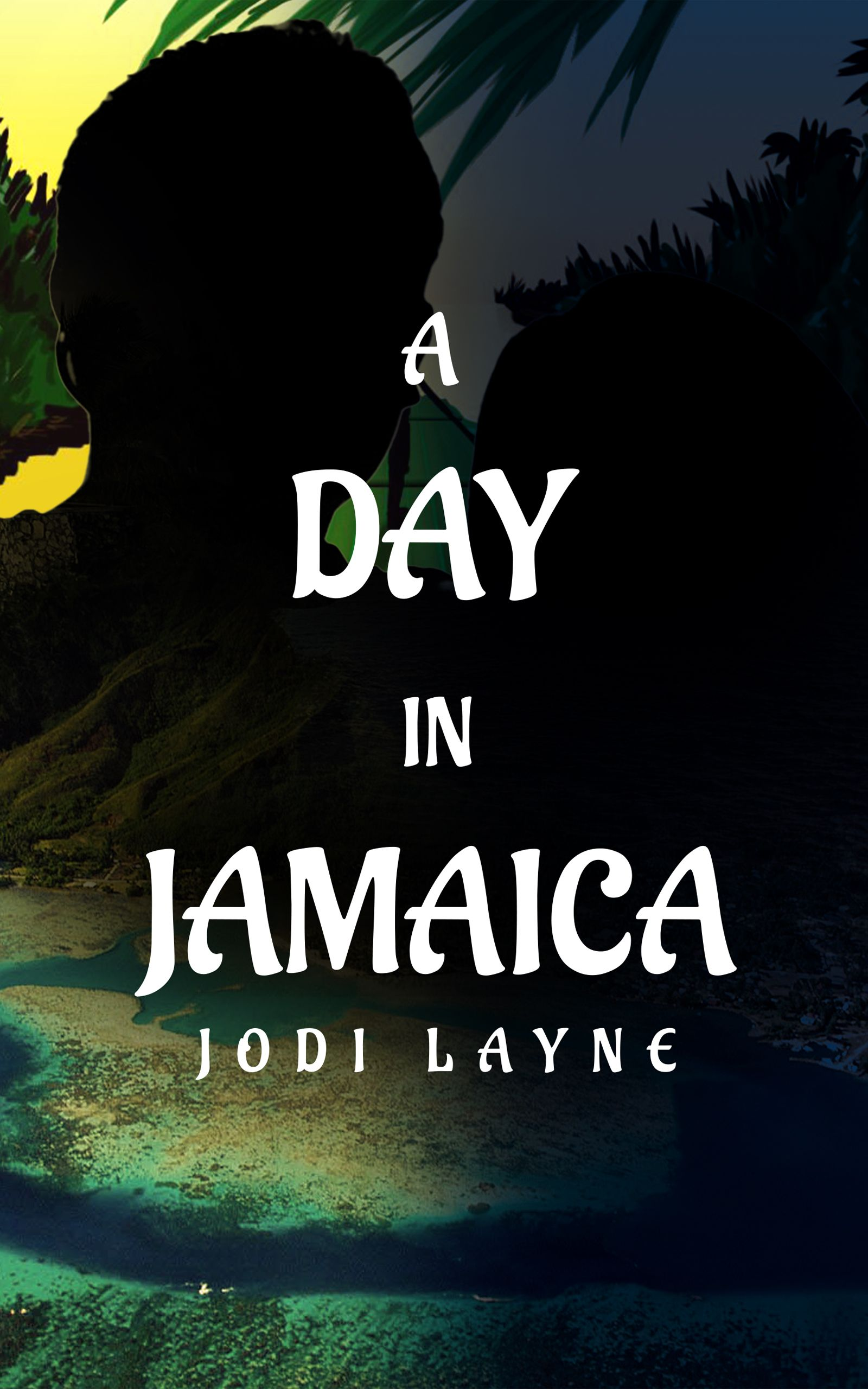 A DAY IN JAMAICA's Book Image