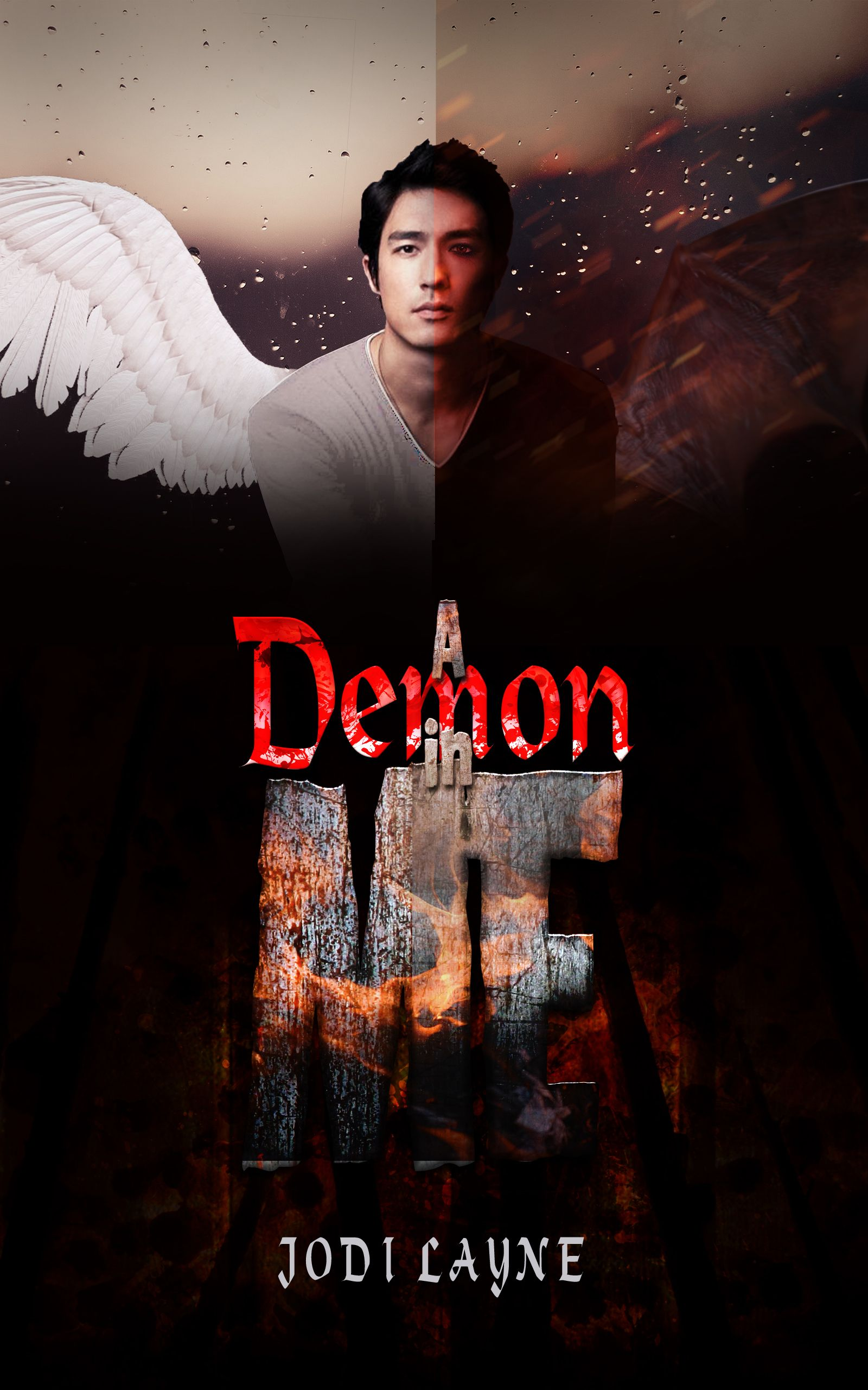 A DEMON IN ME's Book Image