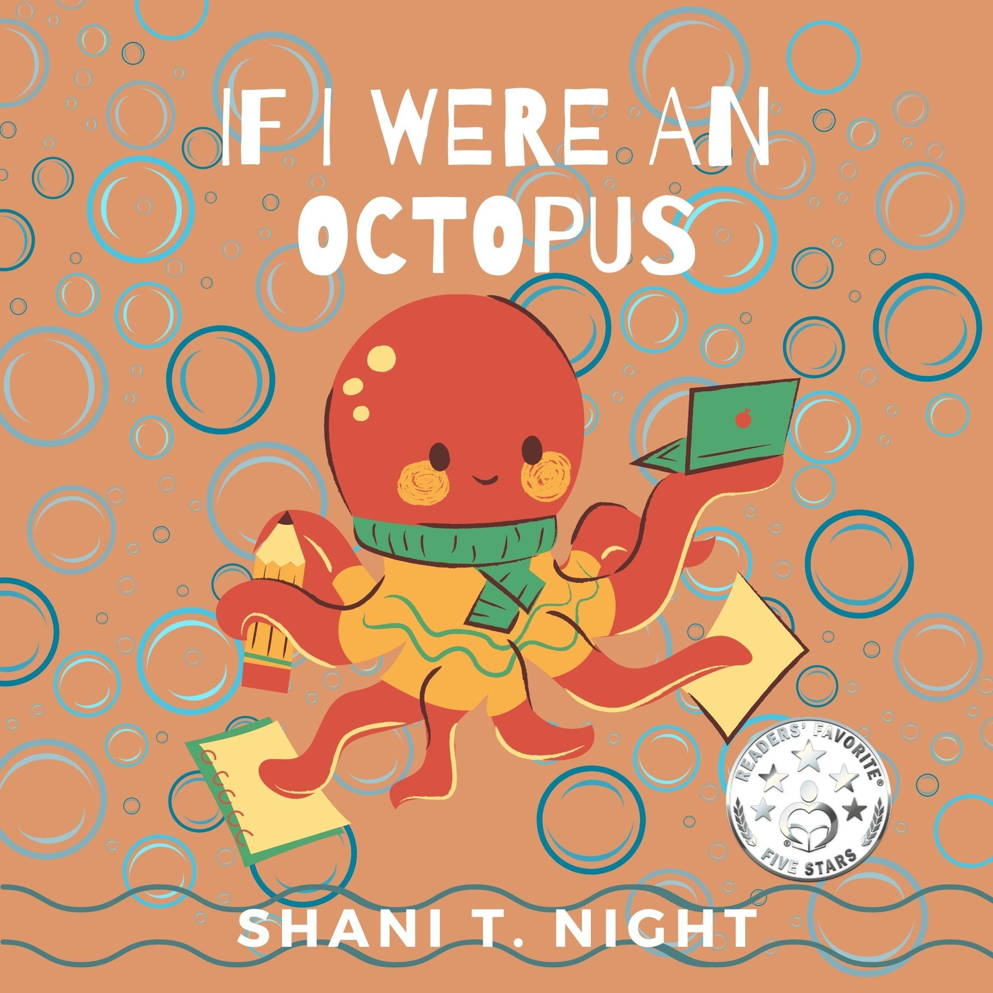 If I Were An Octopus's Book Image