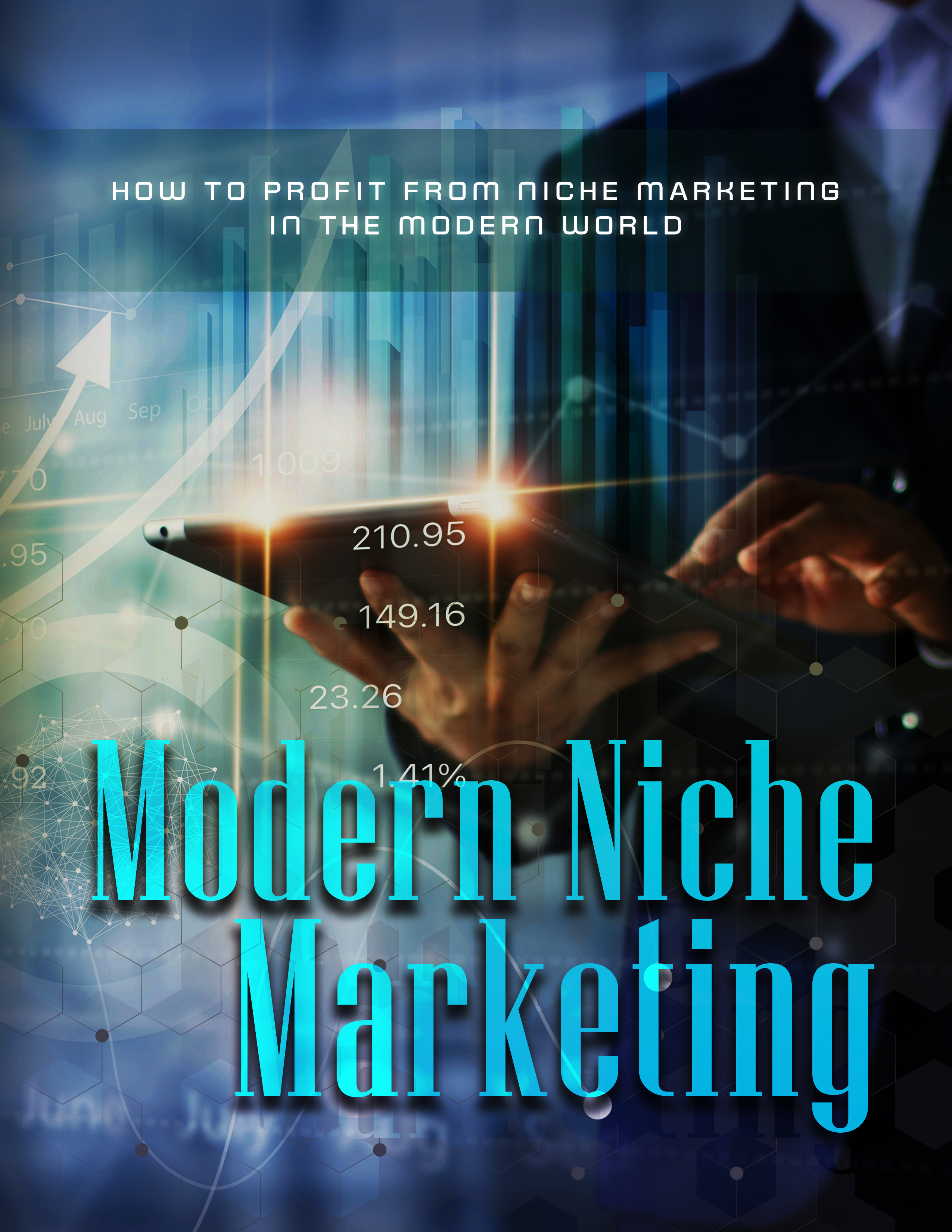Modern Niche Marketing (How To Profit From Niche Marketing In The Modern World) Ebook's Ebook Image