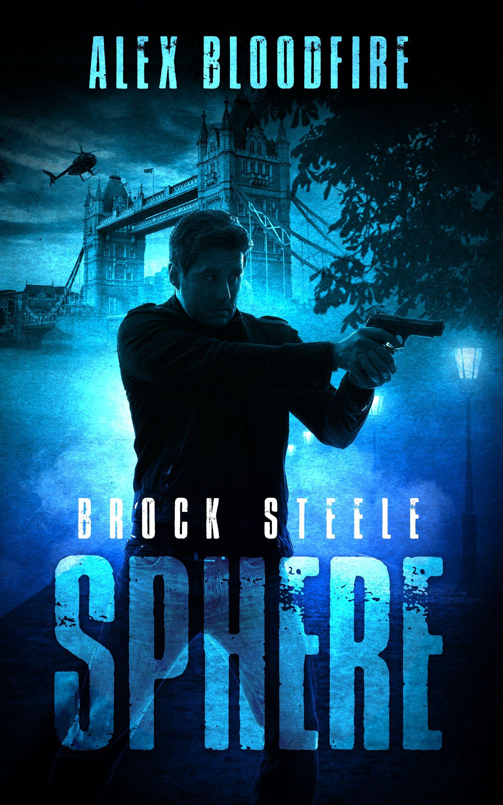 Brock Steele Sphere's Book Image