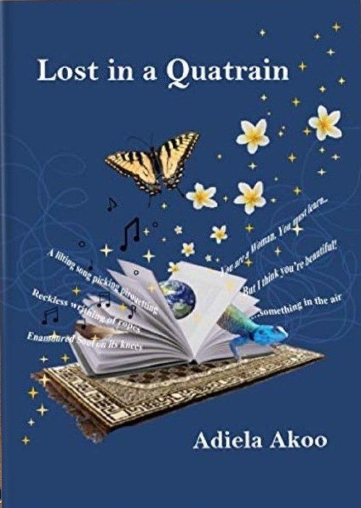 Lost in a Quatrain's Book Image