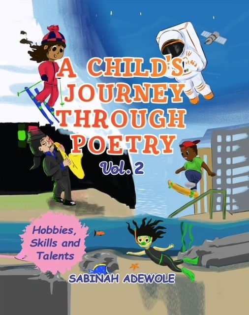 A Childs Journey Through Poetry Volume 2's Book Image