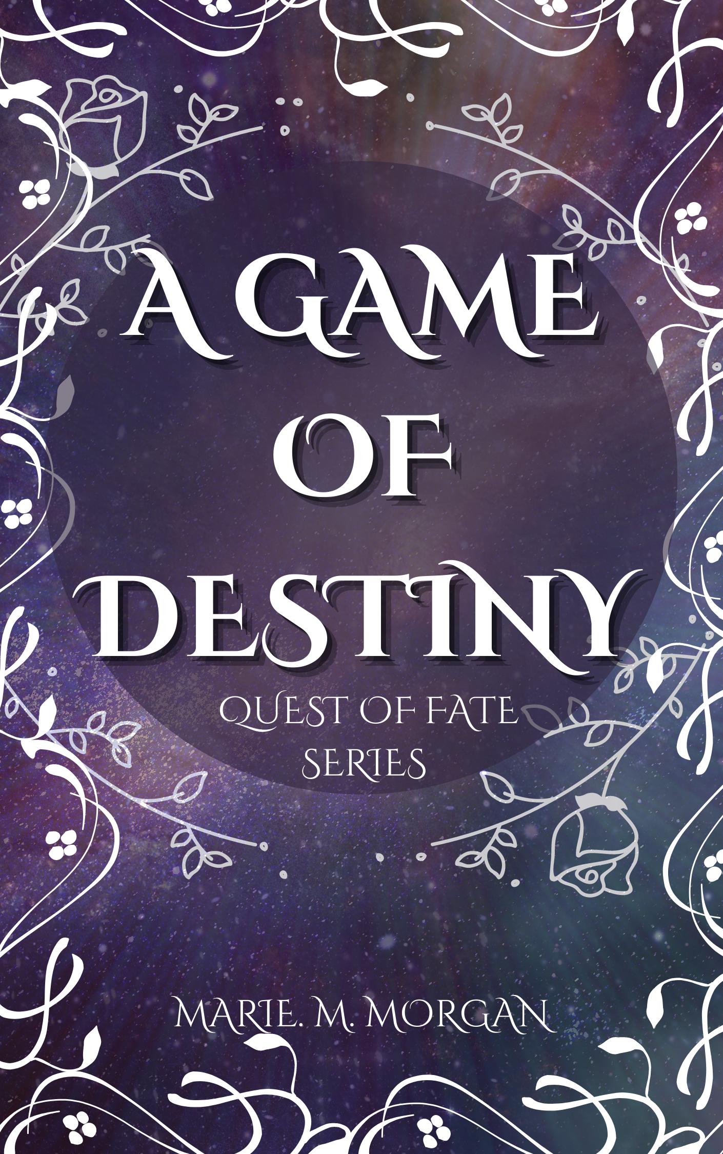 A Game of Destiny's Book Image