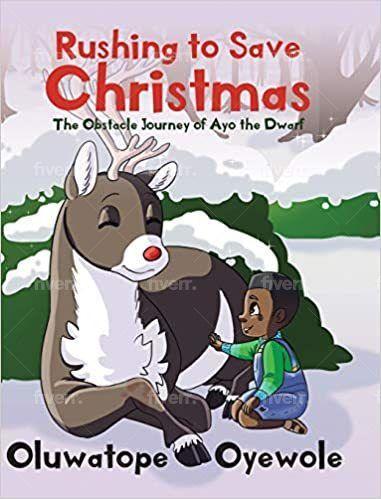 Rushing to Save Christmas's Book Image