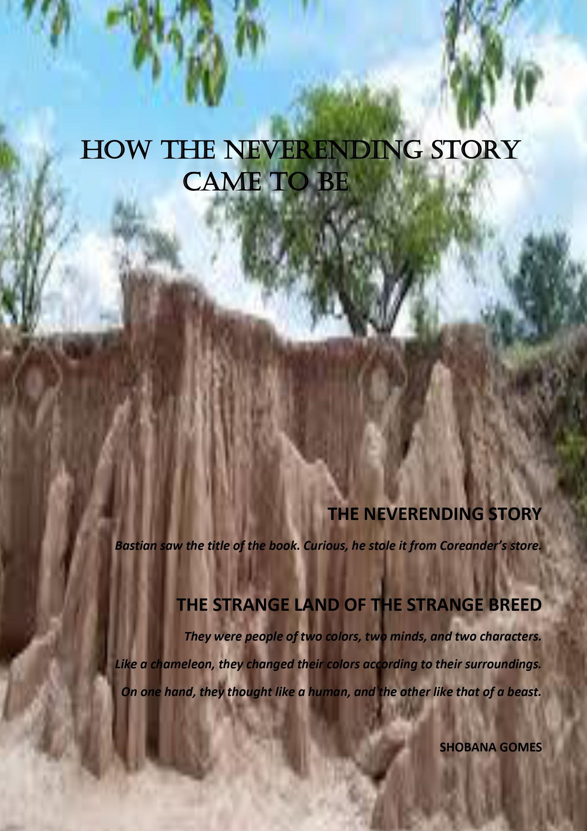 How the NeverEnding Story Came to Be's Book Image