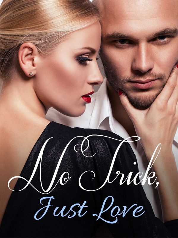 No Trick, Just Love's Book Image