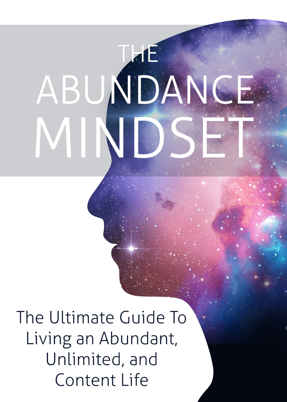 The Abundance Mindset (The Ultimate Guide To Living An Abundant, Unlimited, And Content Life) Ebook's Ebook Image
