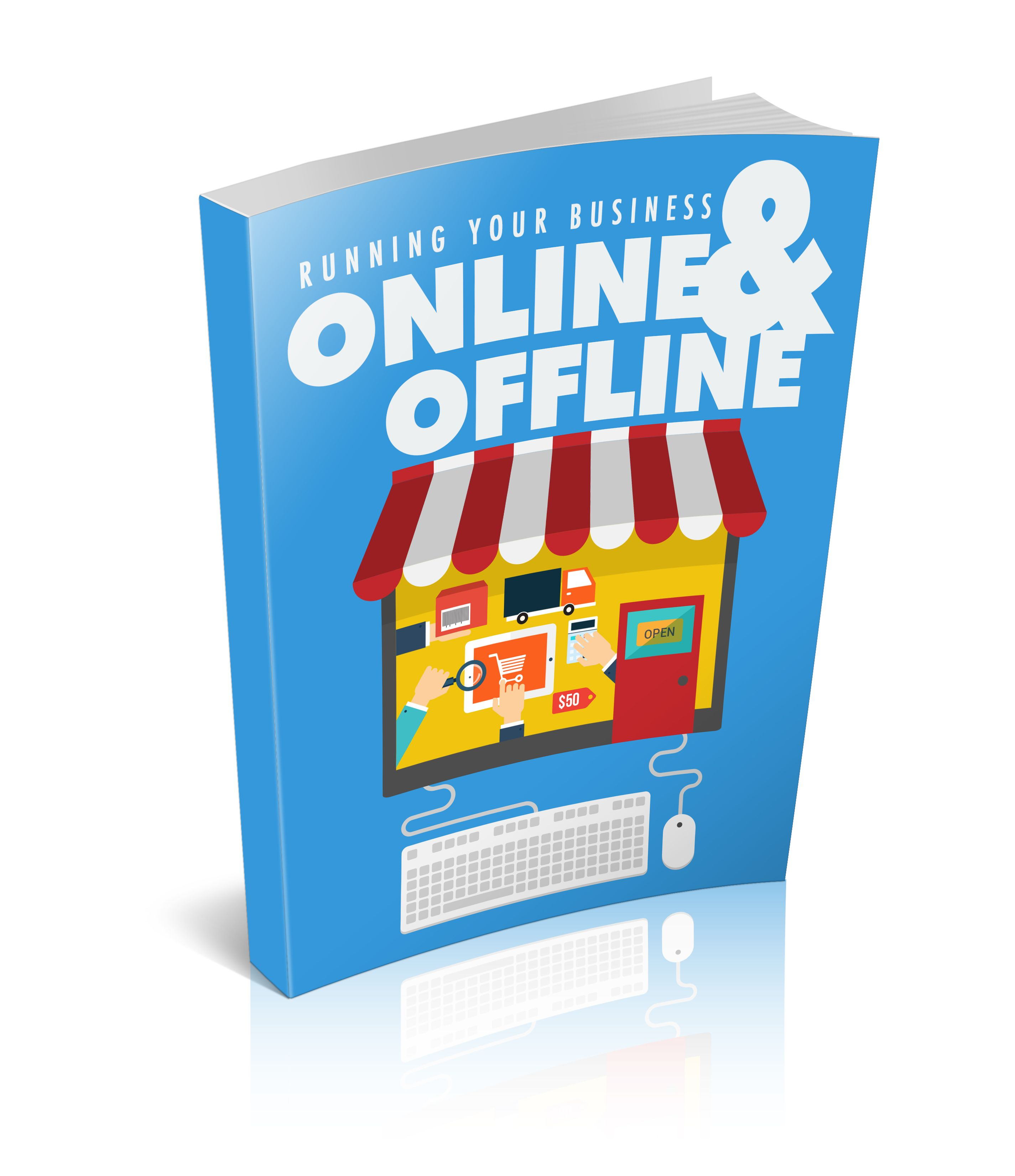 Running Your Business Online and Offline's Book Image