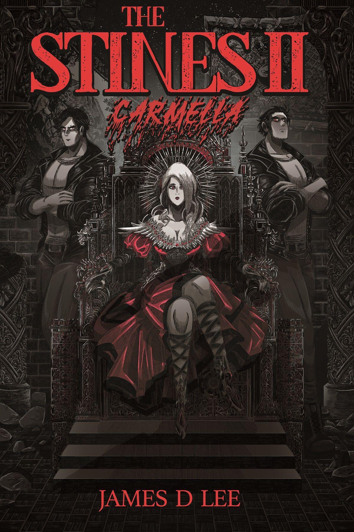 The Stines II Carmella's Book Image