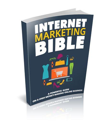 Internet Marketing Bible's Book Image