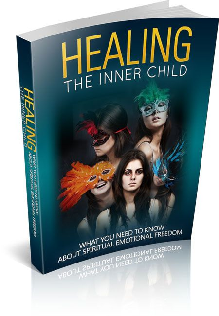 Healing the Inner Child's Book Image