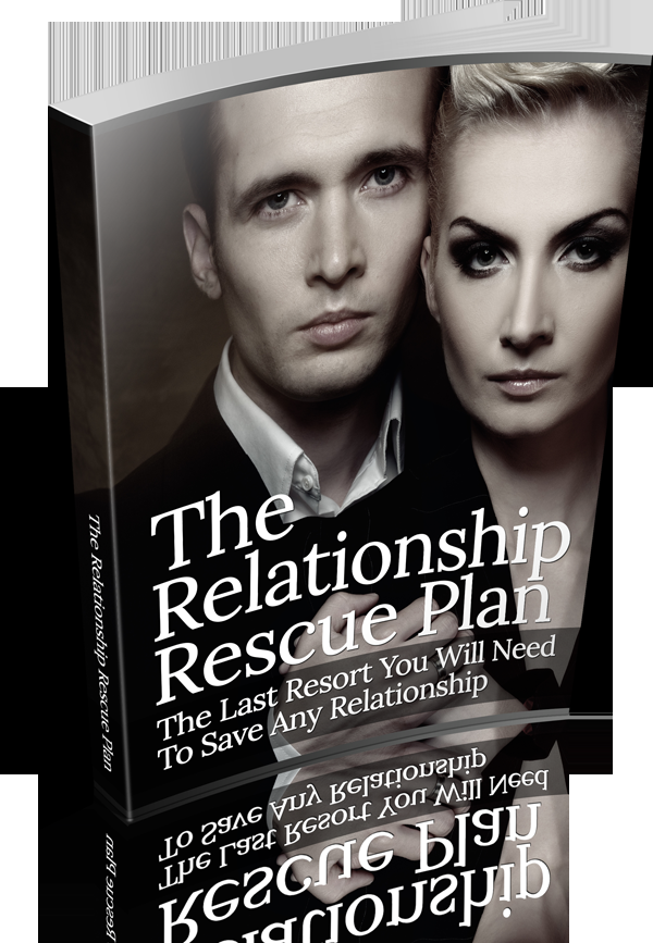 The Relationship Rescue Plan's Book Image