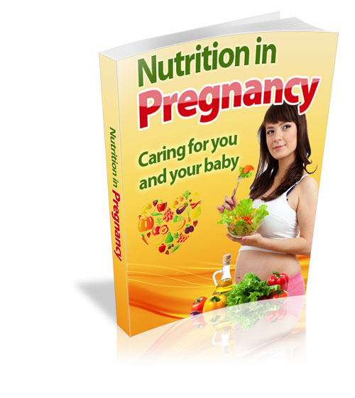 Nutrition In Pregnancy (Caring For You And Your Baby) Ebook's Ebook Image