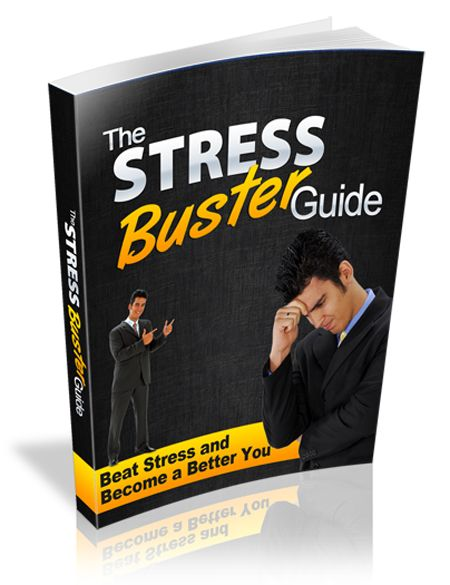 The Stress Buster Guide's Book Image