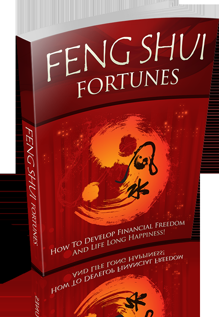 Feng Shui Fortunes's Book Image