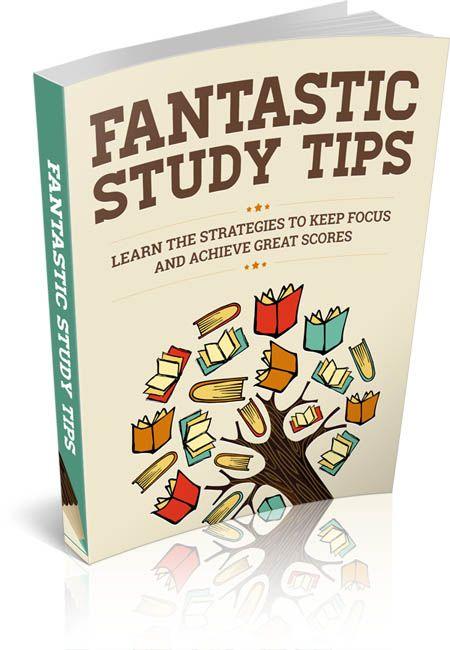 Fantastic Study Tips's Book Image