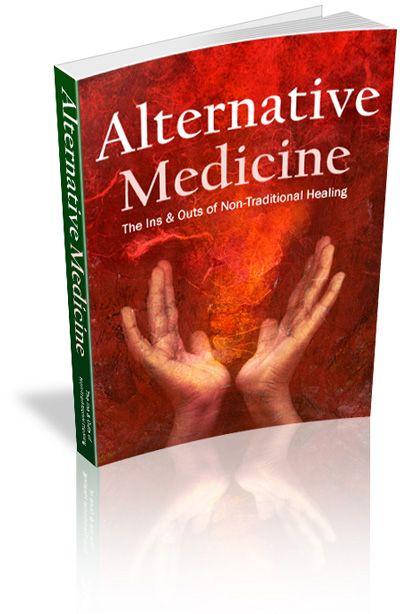 Alternative Medicine's Book Image