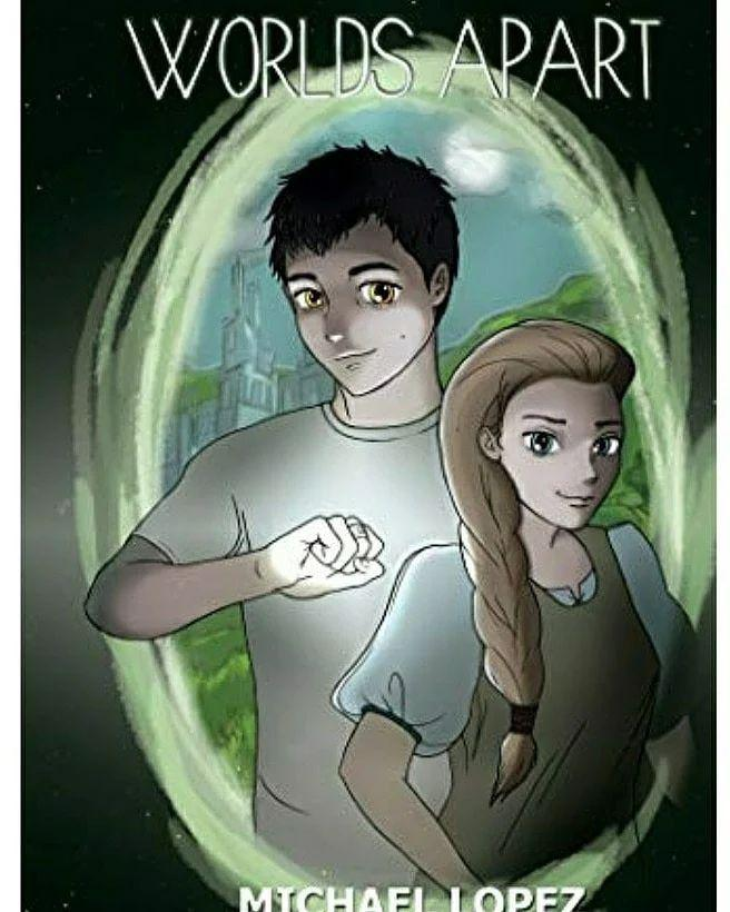 Worlds Apart's Book Image